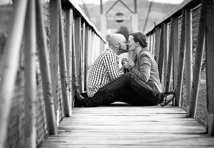 Sesja narzeczeńska - Magda i Marcin