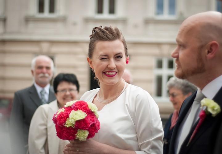 Ceremonia ślubna - Magda i Marcin