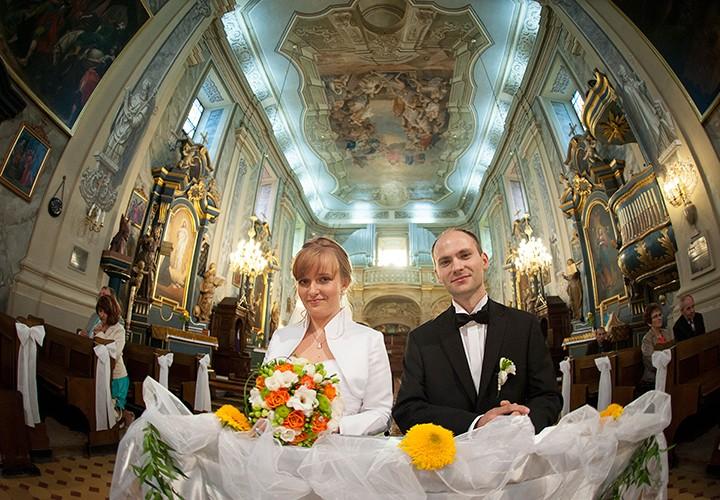 Ceremonia ślubna - Joanna i Michał