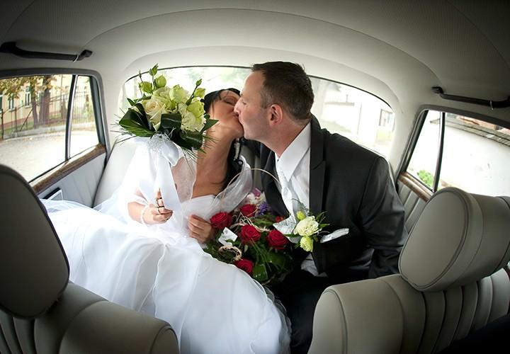 Ceremonia ślubna - Aneta i Lucjan