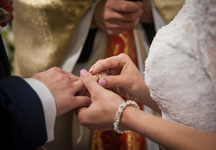 Ceremonia ślubna Anna i Łukasz