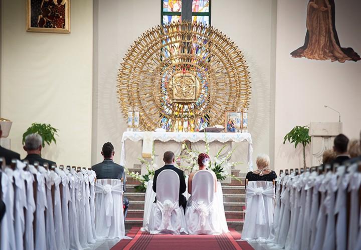Ceremonia ślubna - Dominika i Darek