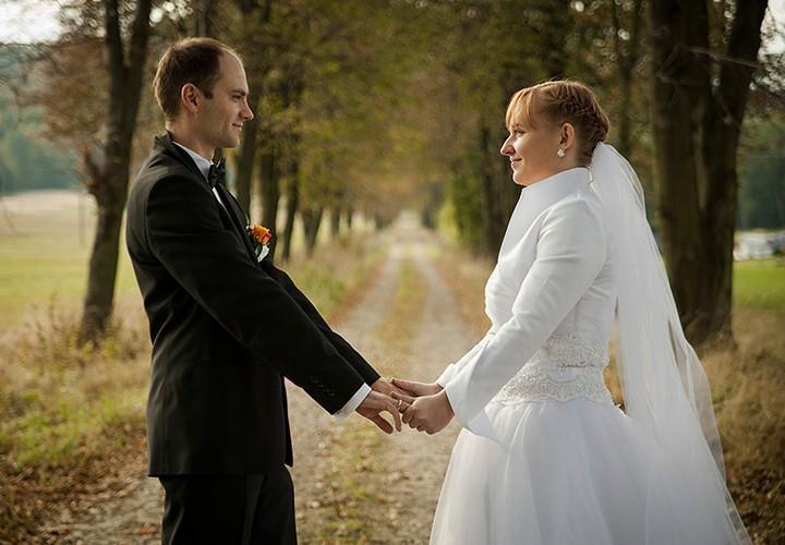Plener - Joanna i Michał