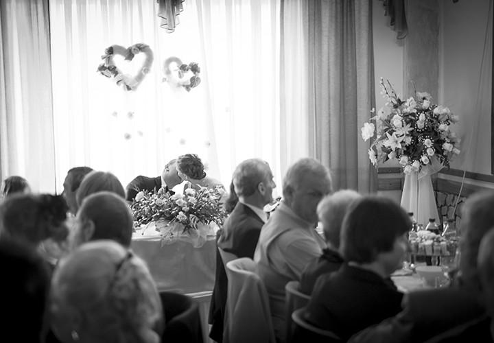 Przyjęcie weselne - Dominika i Darek
