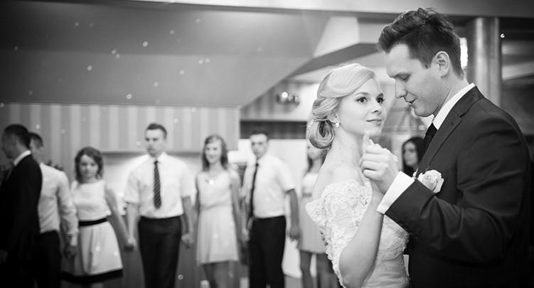 Przyjęcie weselne Anna i Łukasz