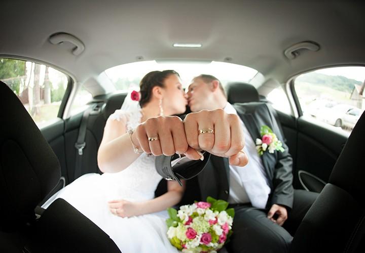 Ceremonia ślubna Urszula i Paweł
