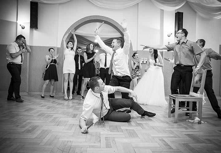 Przyjęcie weselne Urszula i Paweł