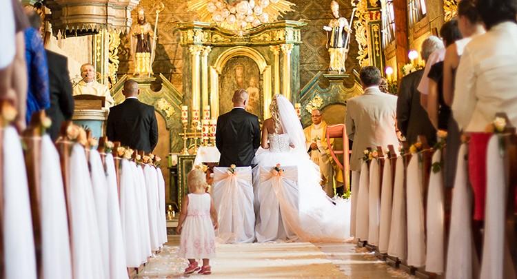Ceremonia ślubna Jola i Damian