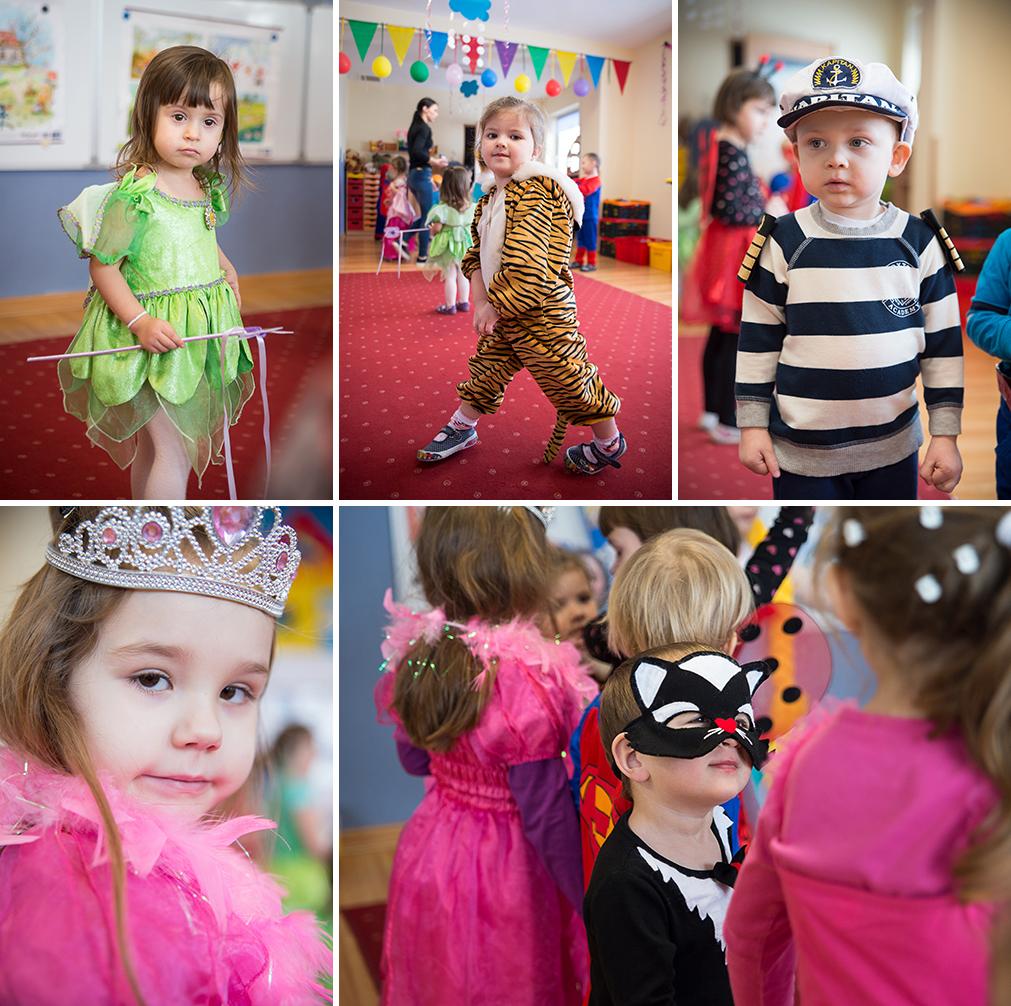Bal karnawałowy, strój karnawałowy, dzieci w przedszkolu (2)