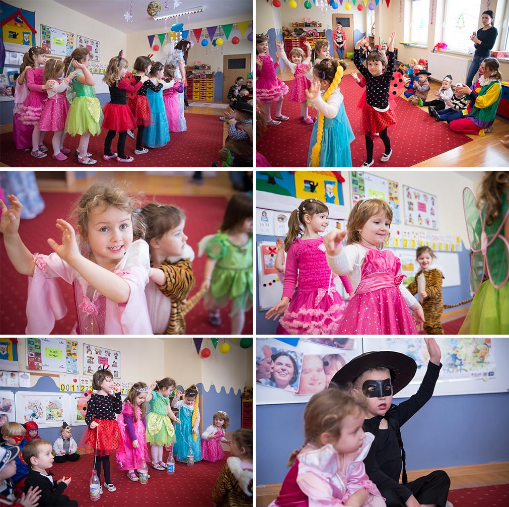 Bal karnawałowy, strój karnawałowy, dzieci w przedszkolu (3)