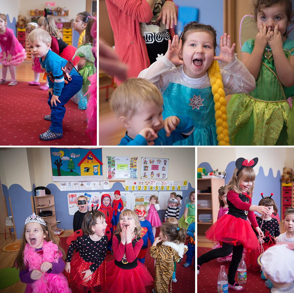 Bal karnawałowy, strój karnawałowy, dzieci w przedszkolu (4)