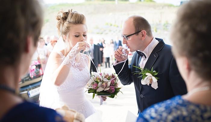 Przyjęcie weselne - Gosia i Mirek