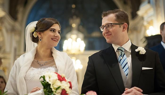 Przysięga i pierwszy taniec - Linda i Kamil