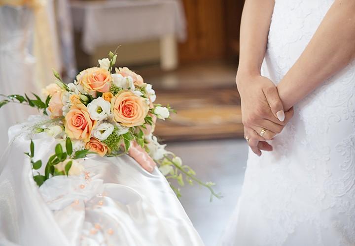 Ceremonia ślubna Bernadeta i Tomasz