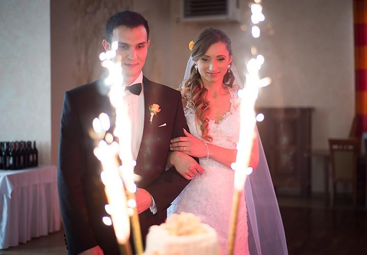 Przyjęcie weselne Bernadeta i Tomasz