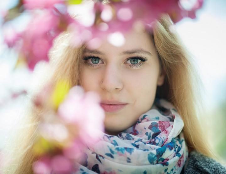 Portret - ANIA - sesja zdjęciowa