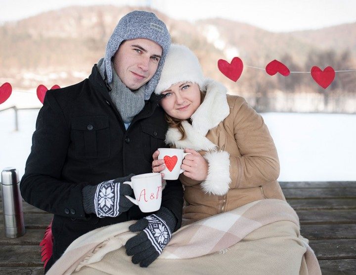 Alicja & Michał - Sesja narzeczeńska