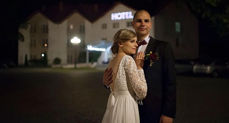 Przyjęcie weselne - Kasia i Mateusz