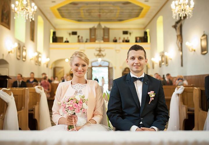 Ceremonia ślubna - Marta & Daniel
