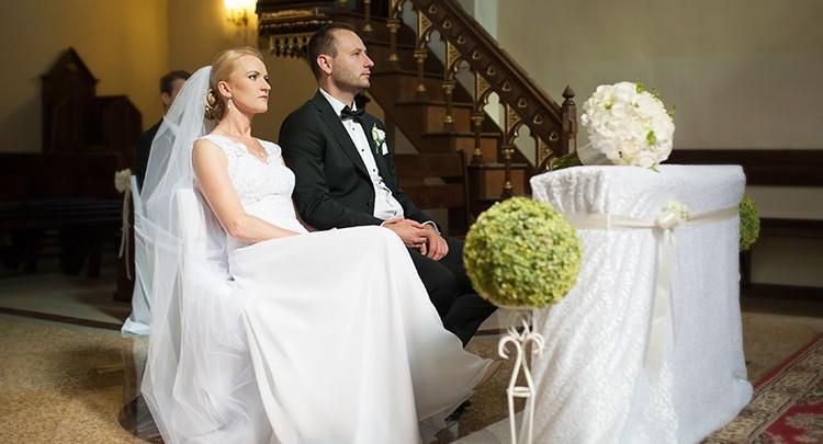Ceremonia ślubna - Agnieszka & Grzegorz