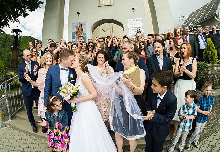 Ceremonia ślubna - Wioletta & Jakub