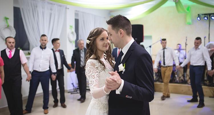 Przyjęcie weselne - Patrycja & Tomasz