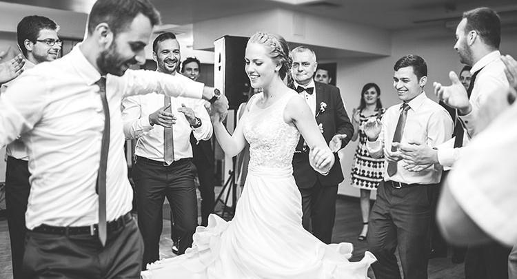 Przyjęcie weselne - Wioletta & Jakub