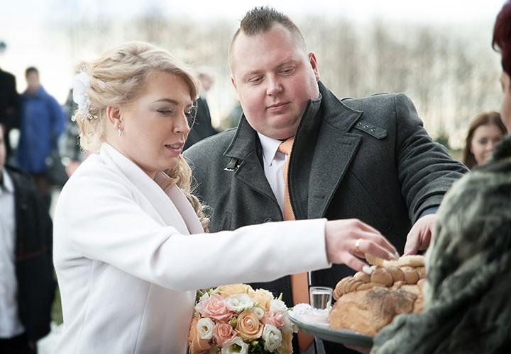 Przyjęcie weselne - Angelika & Dariusz