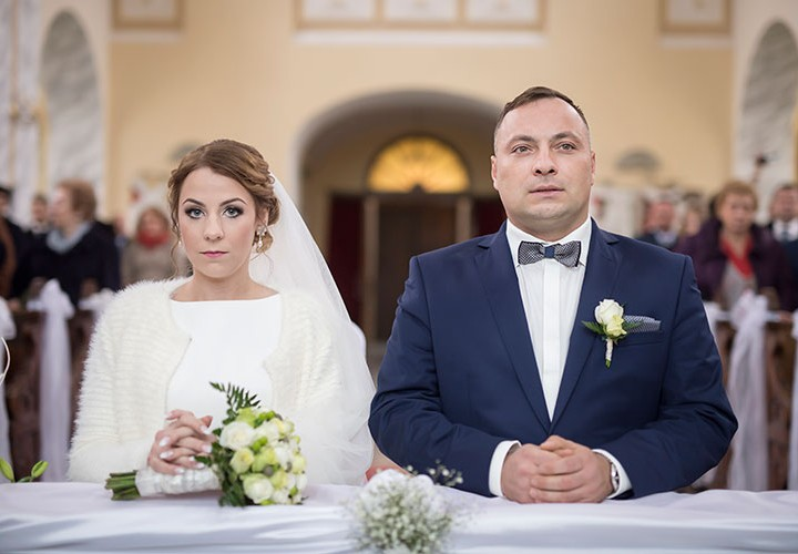 Ceremonia ślubna - Gabriela & Norbert