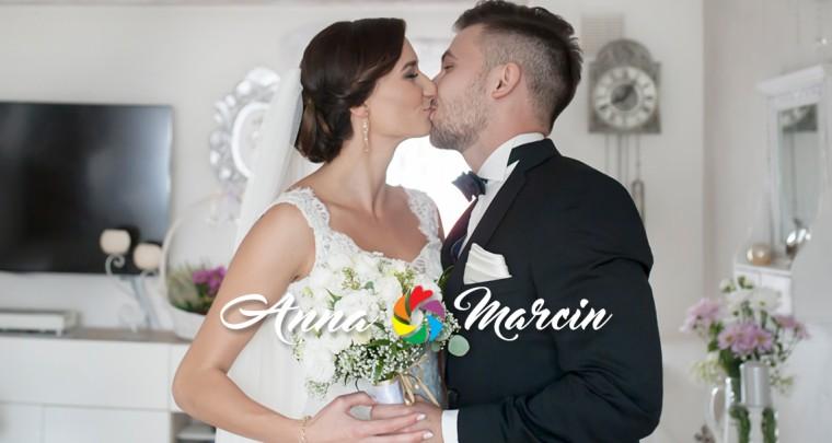 Anna i Marcin - Film z najważniejszych momentów