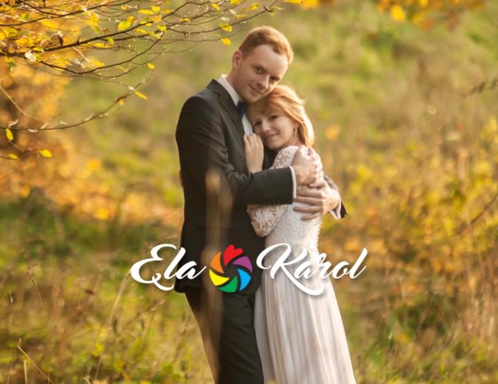 Ela i Karol - Film ślubny