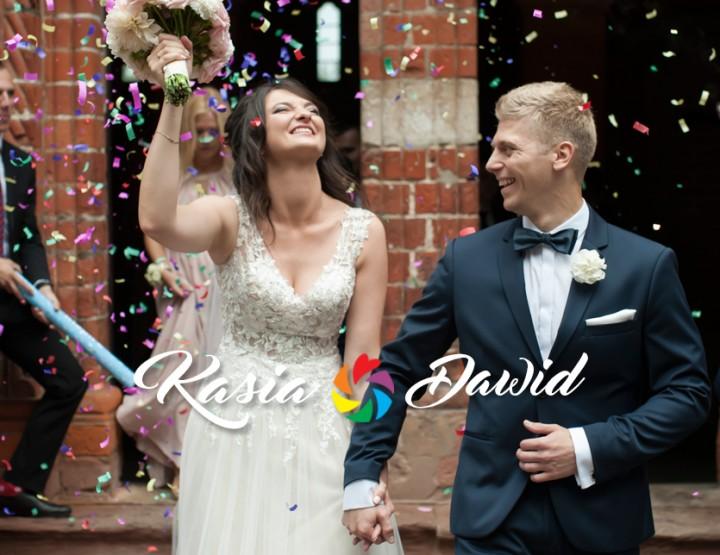 Kasia i Dawid - Teledysk ślubny