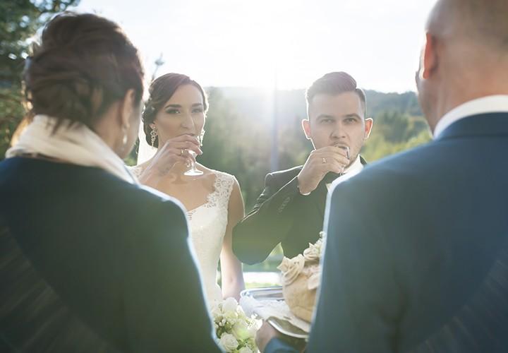 Przyjęcie weselne - Anna & Marcin