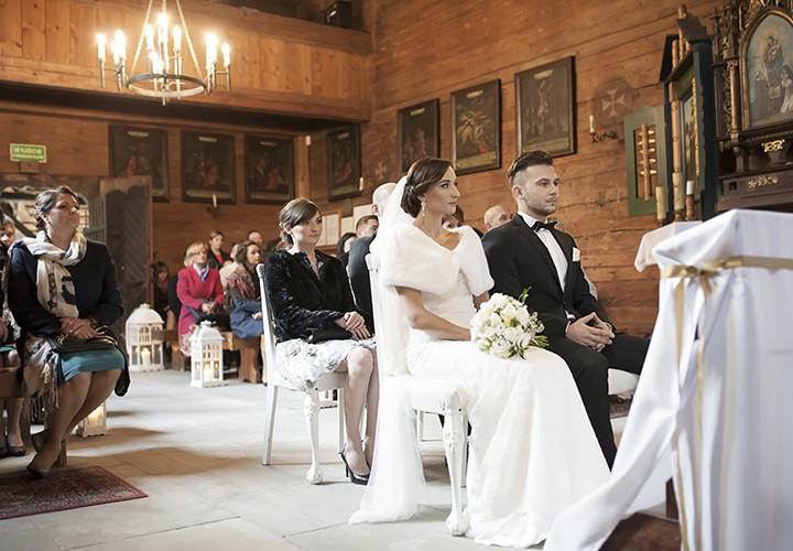Ceremonia ślubna - Anna & Marcin