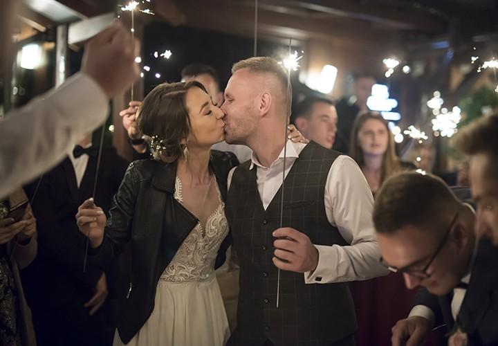 Paulina & Bartek - Przyjęcie weselne
