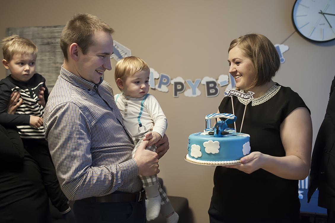 1 urodziny dziecka krakow