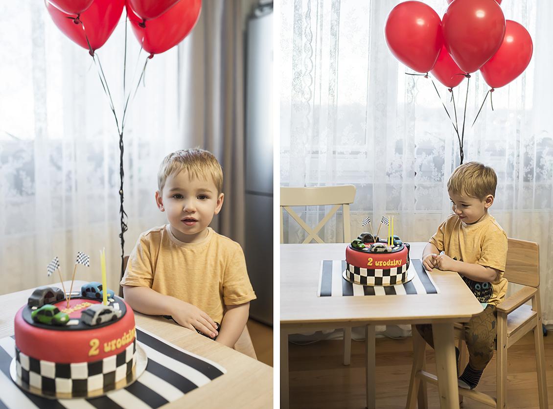 2 urodziny dziecka